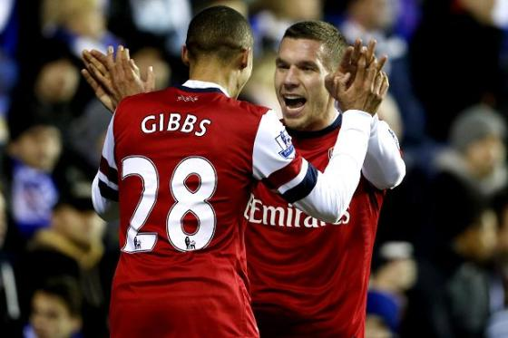 Podolski Gibbs