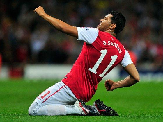 Andre-Santos-Arsenal