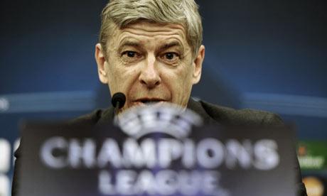 Arsene Champion's League