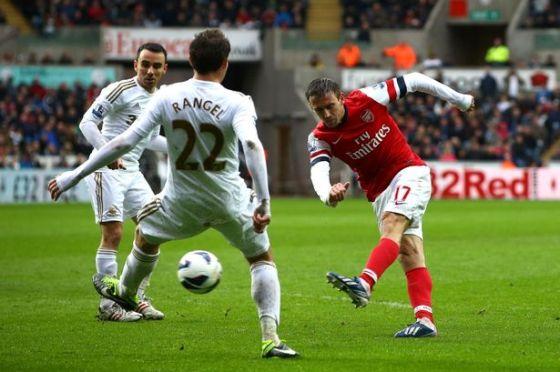Swansea City v Arsenal - Premier League-1768220