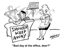bad day at office cartoon