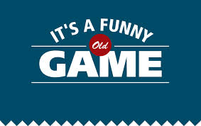 funny old game