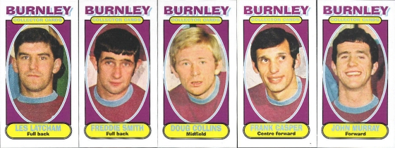 2011 Philip Neill - Burnley Collector Cards -P037b