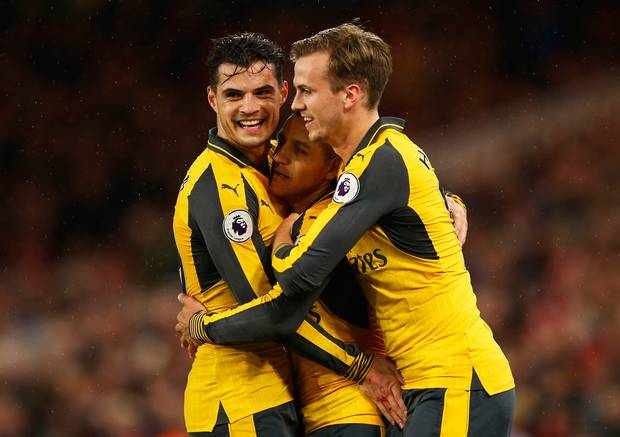 Arsenal: Formation and togetherness | Positively Arsenal