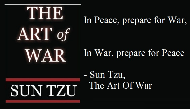 art of war by sun tzu reaction paper essay Access to over 100,000 complete essays and term papers the end of world war ii: the major art movement taking place in the sun tzu's art of war consists.