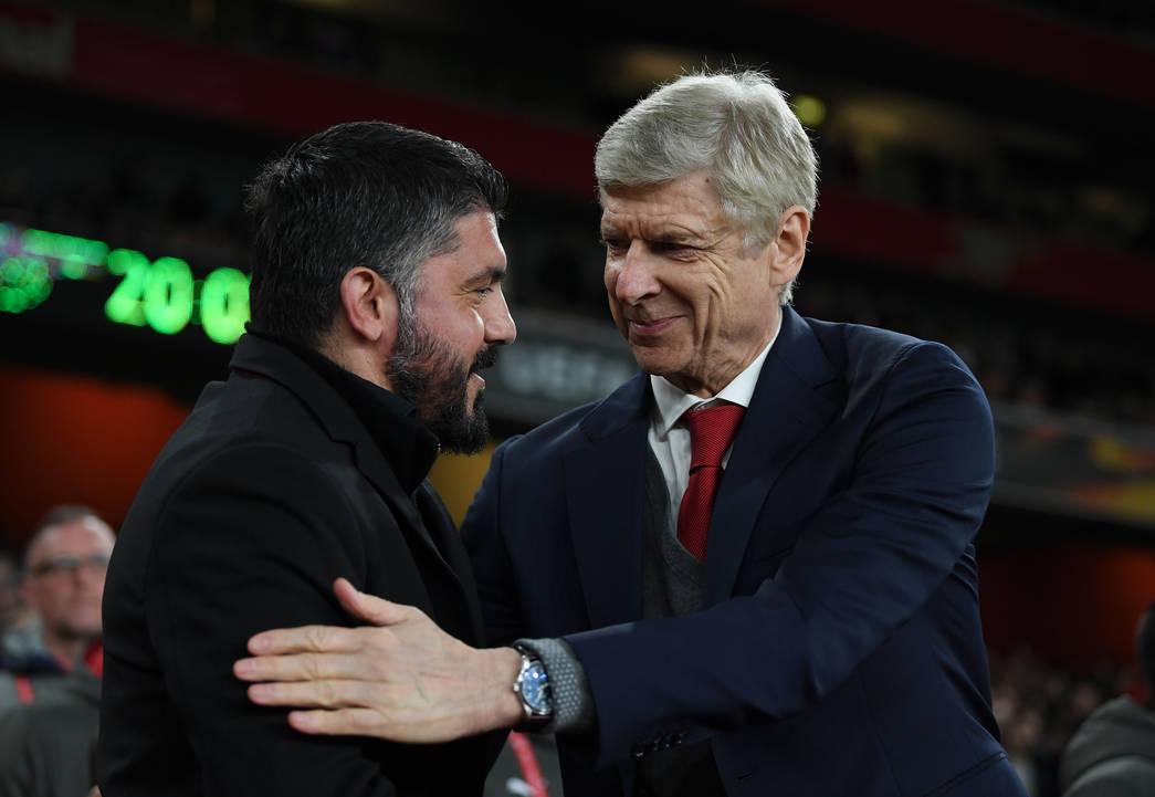 Arsenal Middleman masters Milan | Positively Arsenal