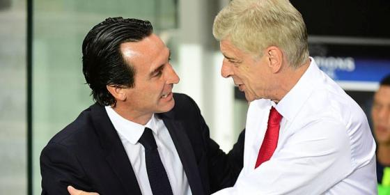 Emery and Wenger