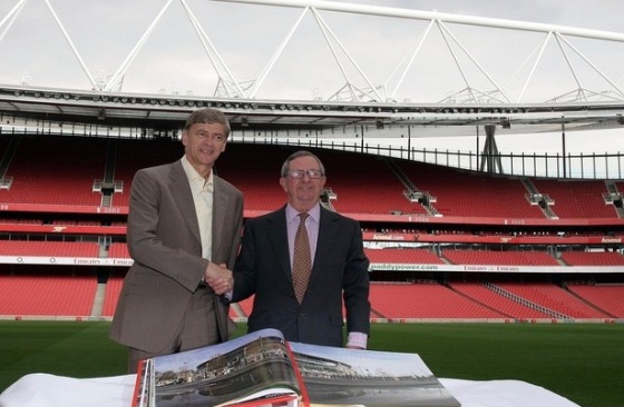 Arsenal Opus Book Launch