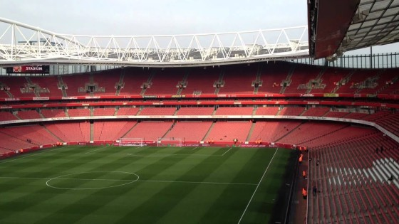 Empty Emirates