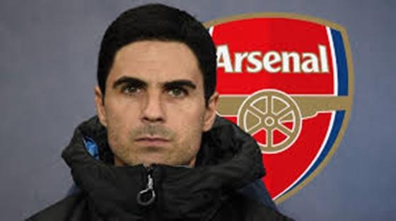 Mikel Arteta 2 Arsenal -lg